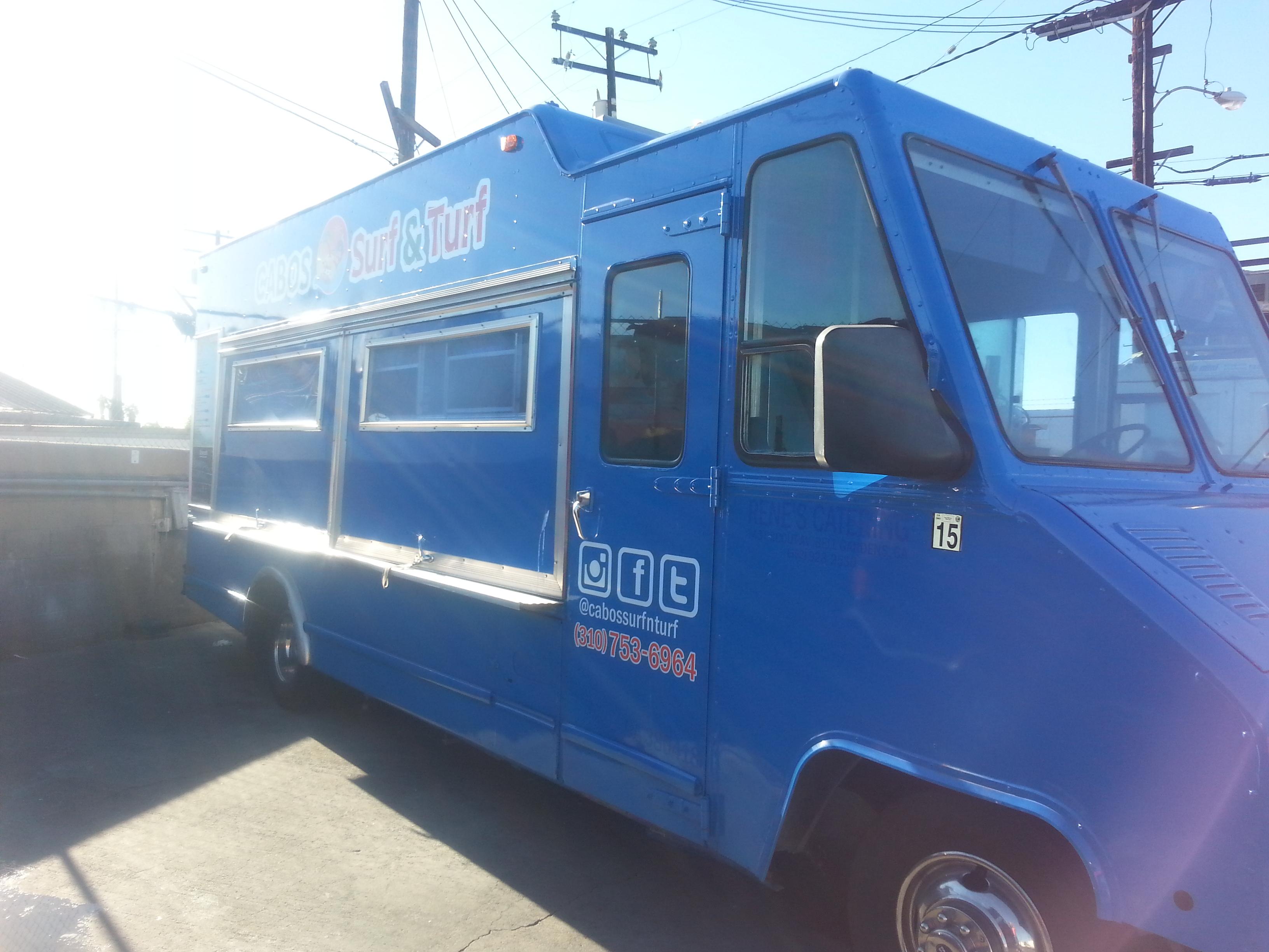 Food Truck Rental Cost Los Angeles